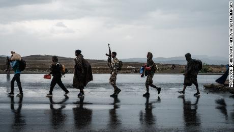 Les forces éthiopiennes du Tigré pénètrent dans la région voisine d'Afar, selon Afar
