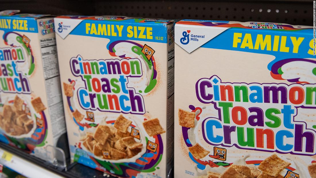 Why you're getting less cereal for the same money