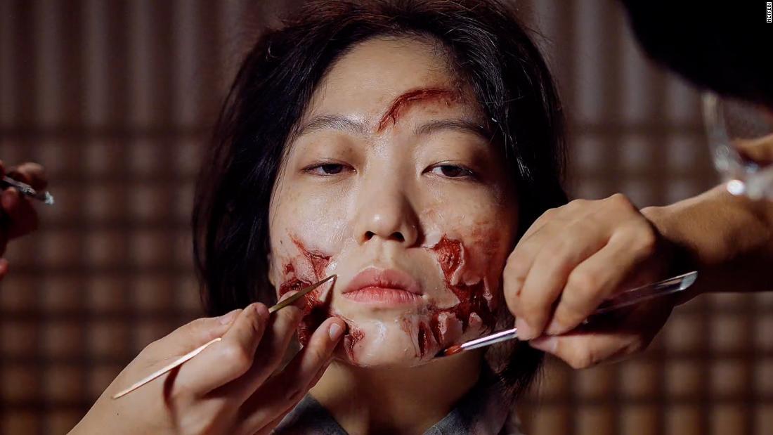 The Korean zombies storming Netflix