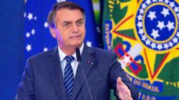 Bolsonaro says he will either be arrested, killed or win Brazil's next election