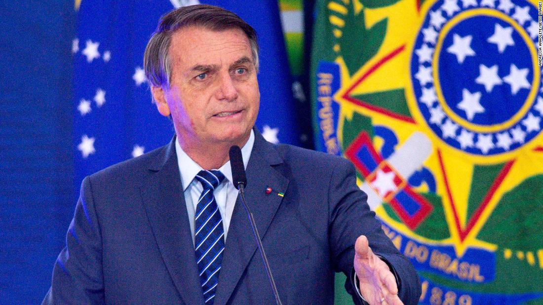 Brazil's Jair Bolsonaro will be investigated over unproven voter fraud claims