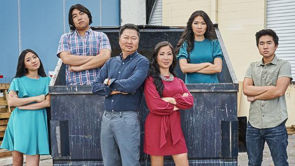 La famille Tran de