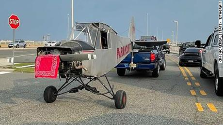 The Ocean City Police Department and the FAA arrived to the scene to inspect the aircraft shortly after its landing. Both the FAA and the National Safety Transportation Board will investigate the incident, the FAA said.
