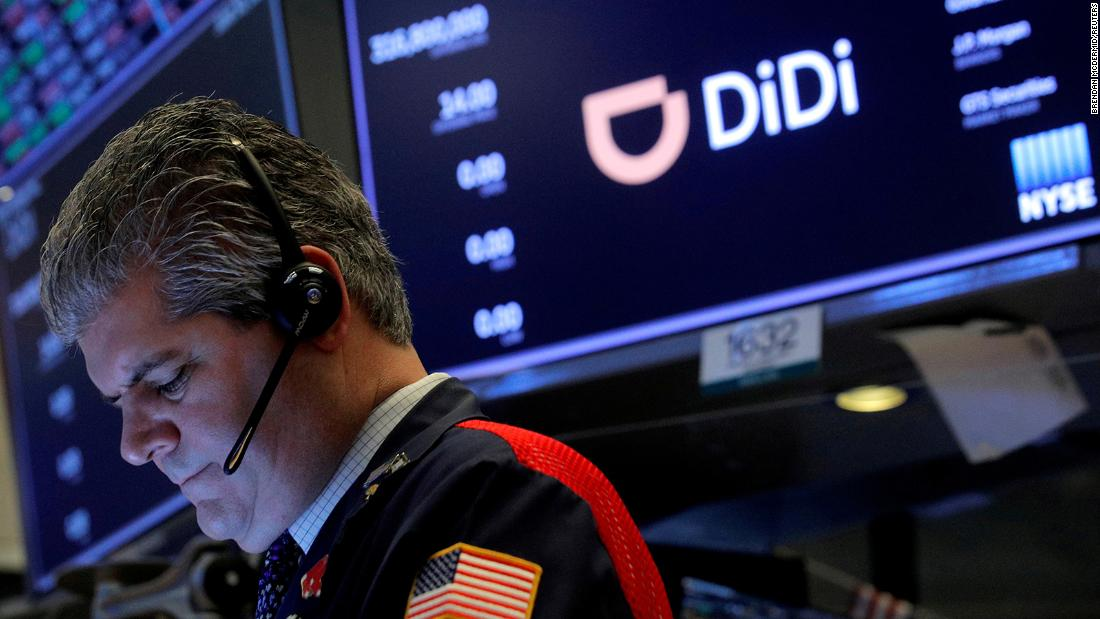 The door is closing on Chinese tech IPOs on Wall Street