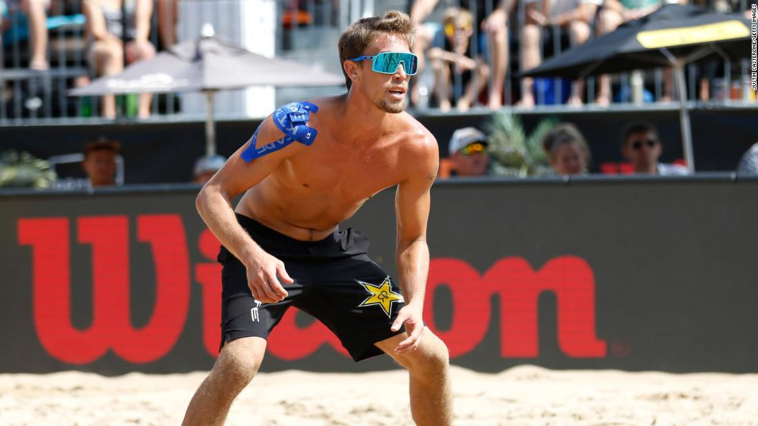US volleyball player will miss Olympics after positive Covid test thumbnail