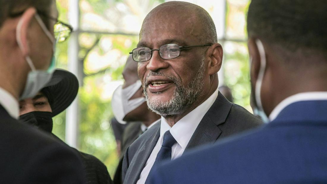 Haiti prosecutor seeks charges against prime minister over president's assassination