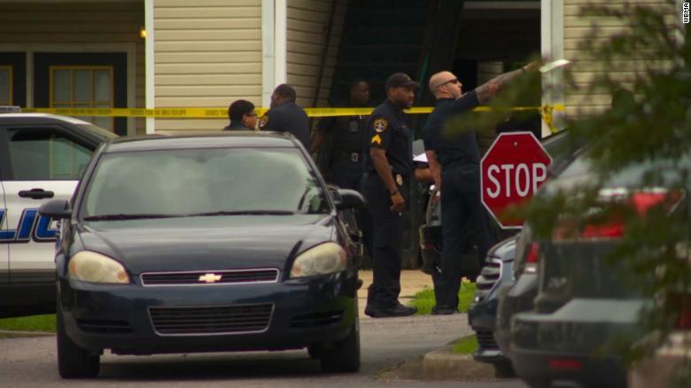 A deputy's 11-month-old child was fatally shot in Birmingham, Alabama