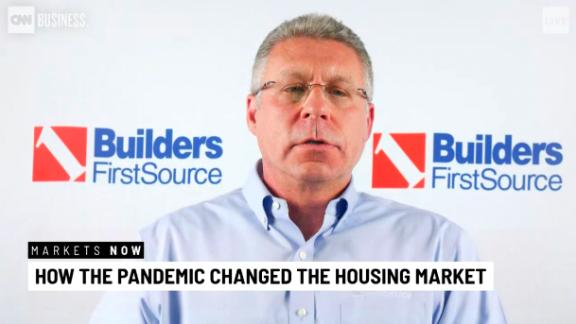 Image for Construction CEO: No housing market slowdown in sight
