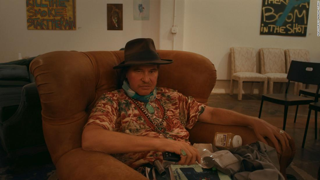 Val Kilmer leads a tantalizing tour of his life and career in 'Val'