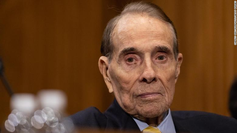 Bob Dole says he's still 'a Trumper' but 'sort of Trumped out'