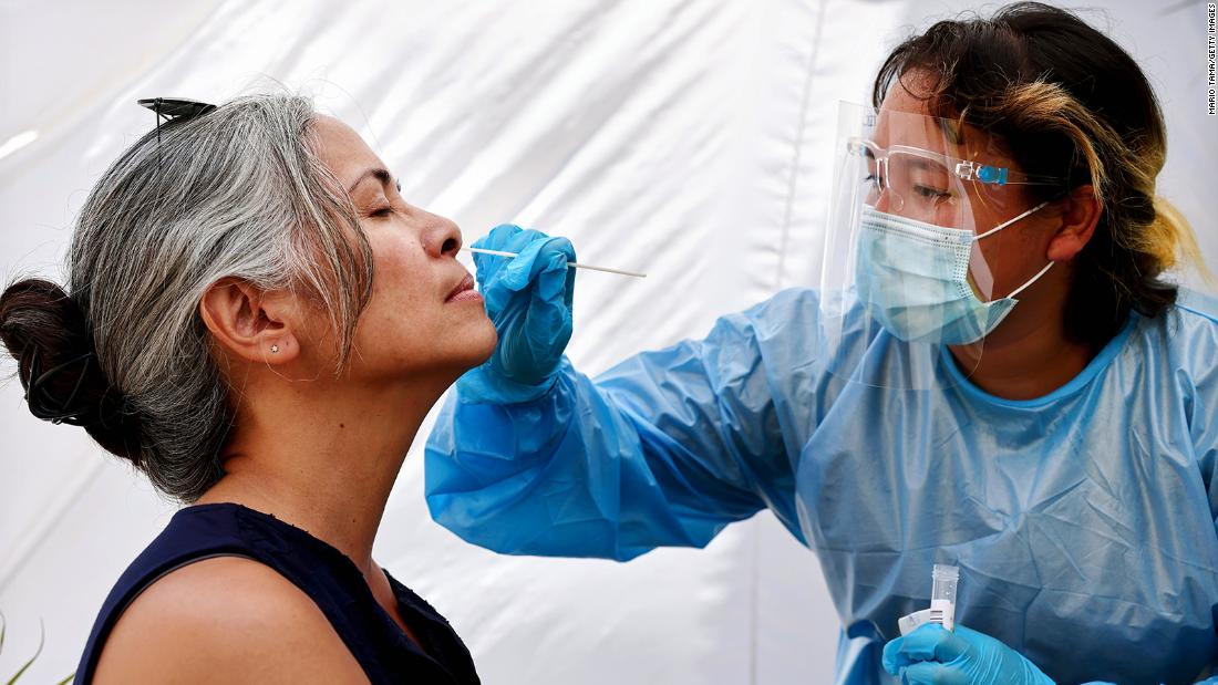 Less than 1% of fully vaccinated people have breakthrough infections, analysis finds