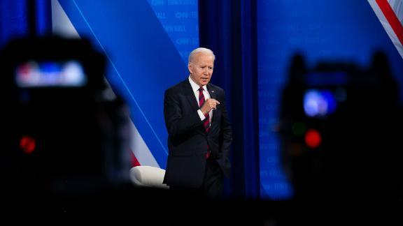 Biden tells crowd 'I don't care if you think I'm Satan reincarnated…