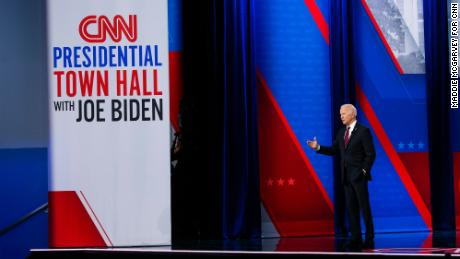 Biden says he believes children under 12 will soon be able to get Covid-19 vaccines, & # 39;  but it depends on scientists