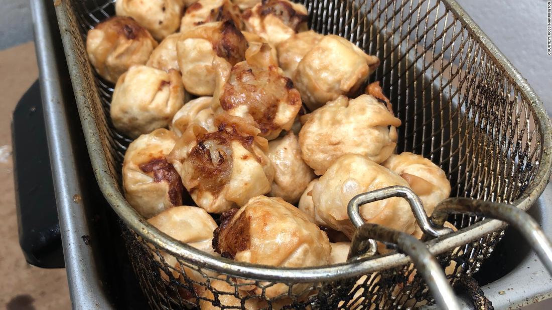 What's a dim sim? How an oversized dumpling became an Australian food icon