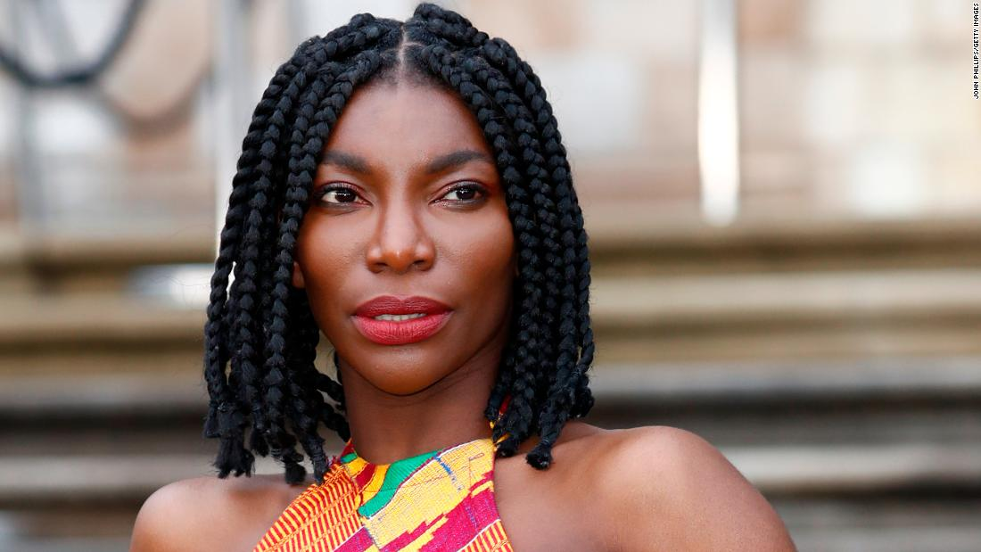 Michaela Coel joins the cast of 'Black Panther: Wakanda Forever' - CNN