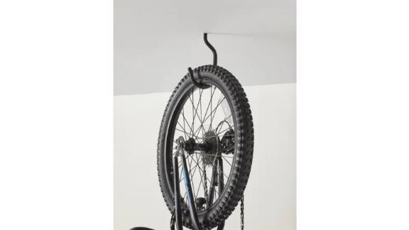 Blue Hawk horizontal bike hook
