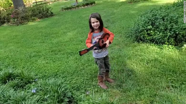 Georgia family mourns 'most loving, joyous' 5-year-old boy who died from Covid-19
