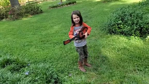 """Wyatt Gibson, 5, died from Covid-19 and is being remembered as """"the most loving, joyous kid."""""""