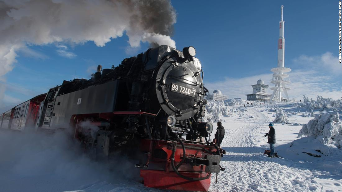 Germany's Harz Railway nonetheless has steam trains as soon as utilized by Soviet spies