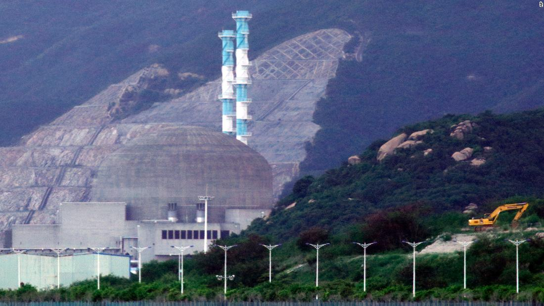 China nuclear reactor shut down for maintenance because of fuel rod damage
