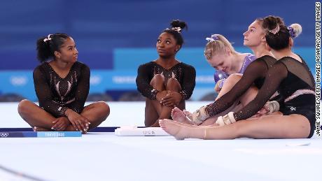 The changing world of Simone Biles and US women's gymnastics team