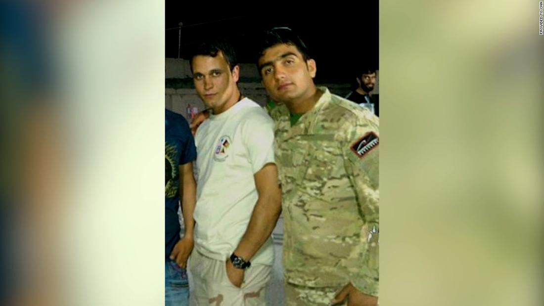 Tragic death of translator highlights plight of allies left behind in Afghanistan