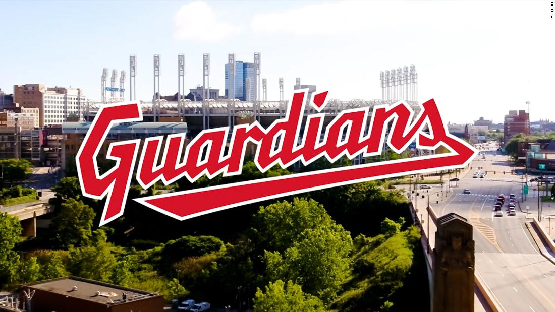 Cleveland Indians changing name to Cleveland Guardians