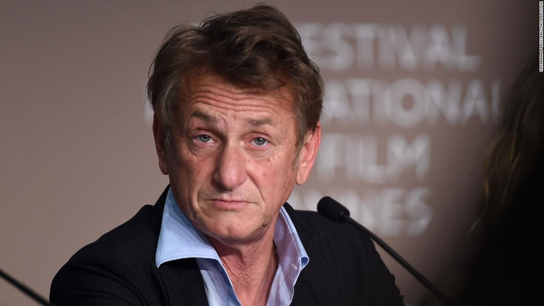 Sean Penn won't return to 'Gaslit' set unless all cast and crew receive Covid vaccinations