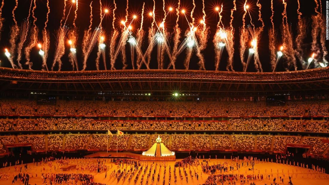 Tokyo 2020 Games officially underway after yearlong delay