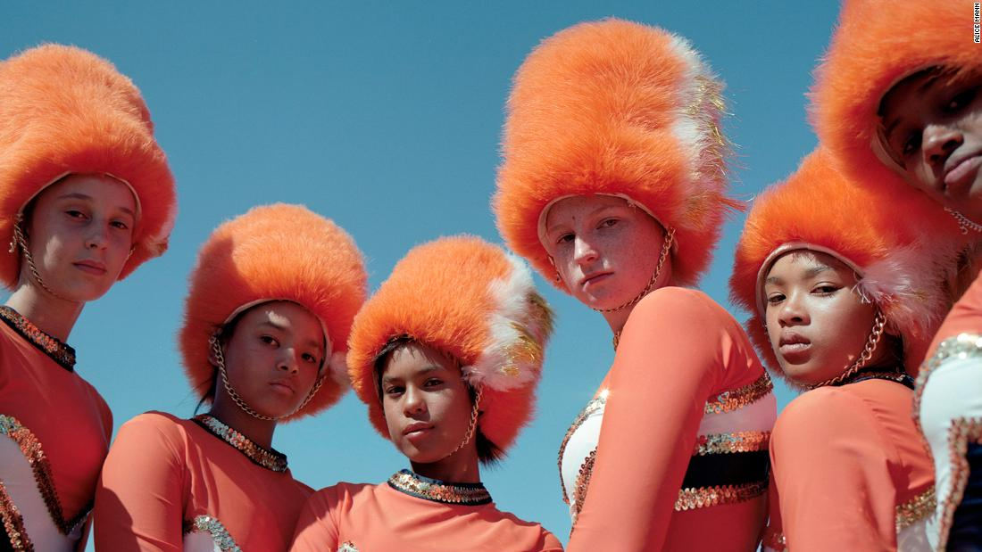 Photographer shows the energy and ambition of South Africa's all-female drum majorettes