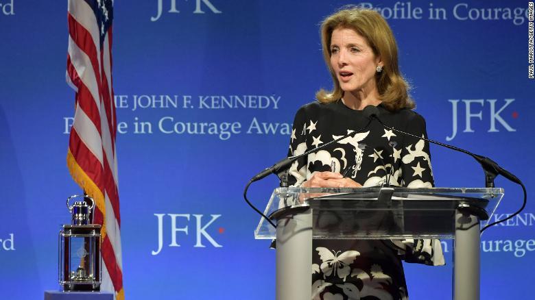 Biden poised to nominate Caroline Kennedy as US ambassador to Australia