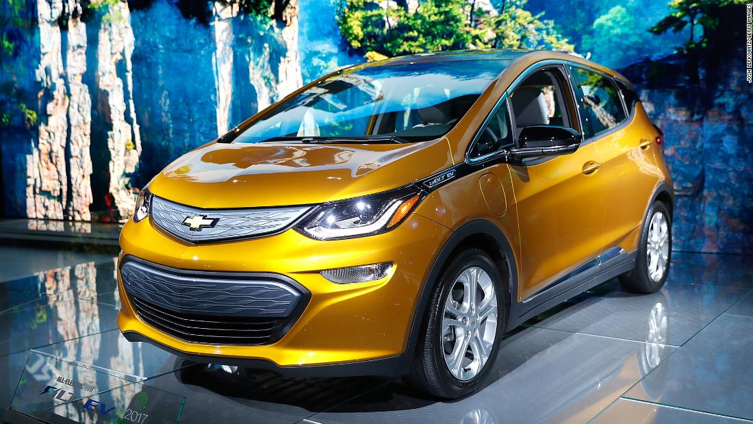 GM again recalls its US electric vehicles over fire threat