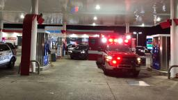 Man arrested after taking Houston ambulance at gunpoint with paramedic and affected person inside, police say