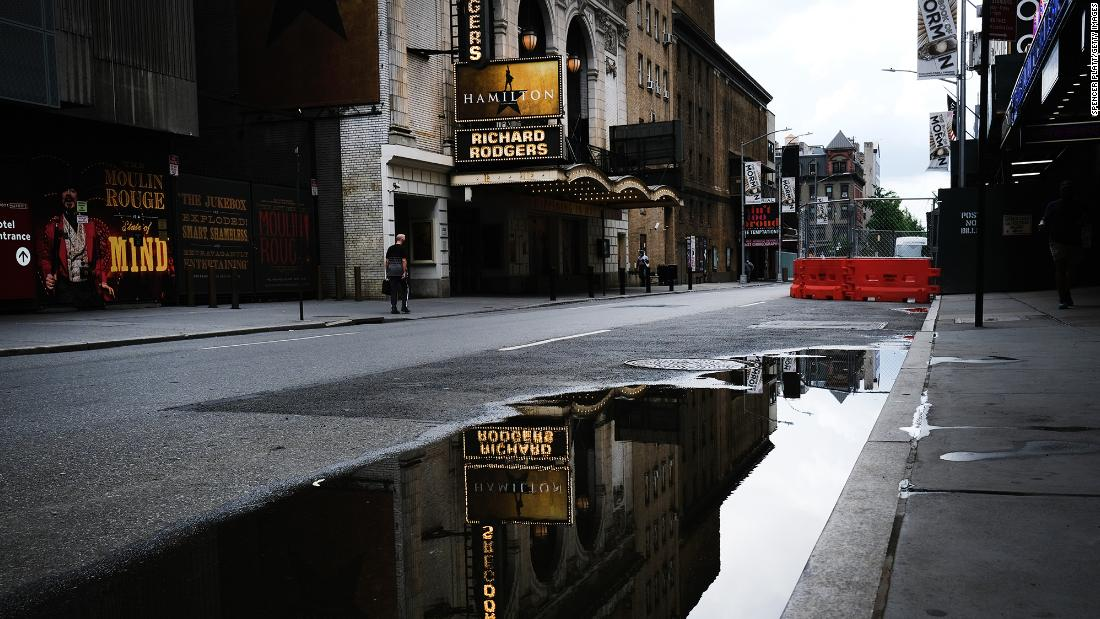 Broadway theaters to require vaccinations for audience and staff