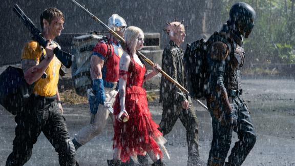 'The Suicide Squad' takes another stab at the DC villains.