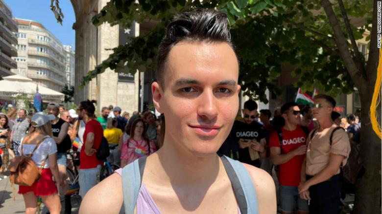 Akos Modolo, 26, says the referendum is inherently flawed.
