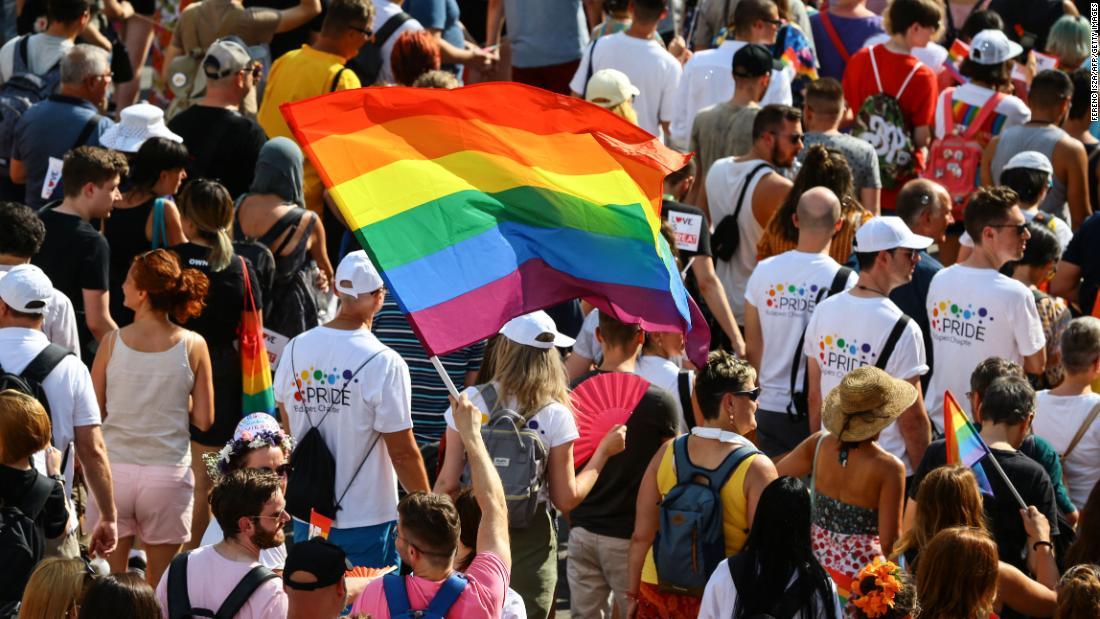 Thousands join Pride event in Hungary as LGBTQ people face growing hostility - cnn