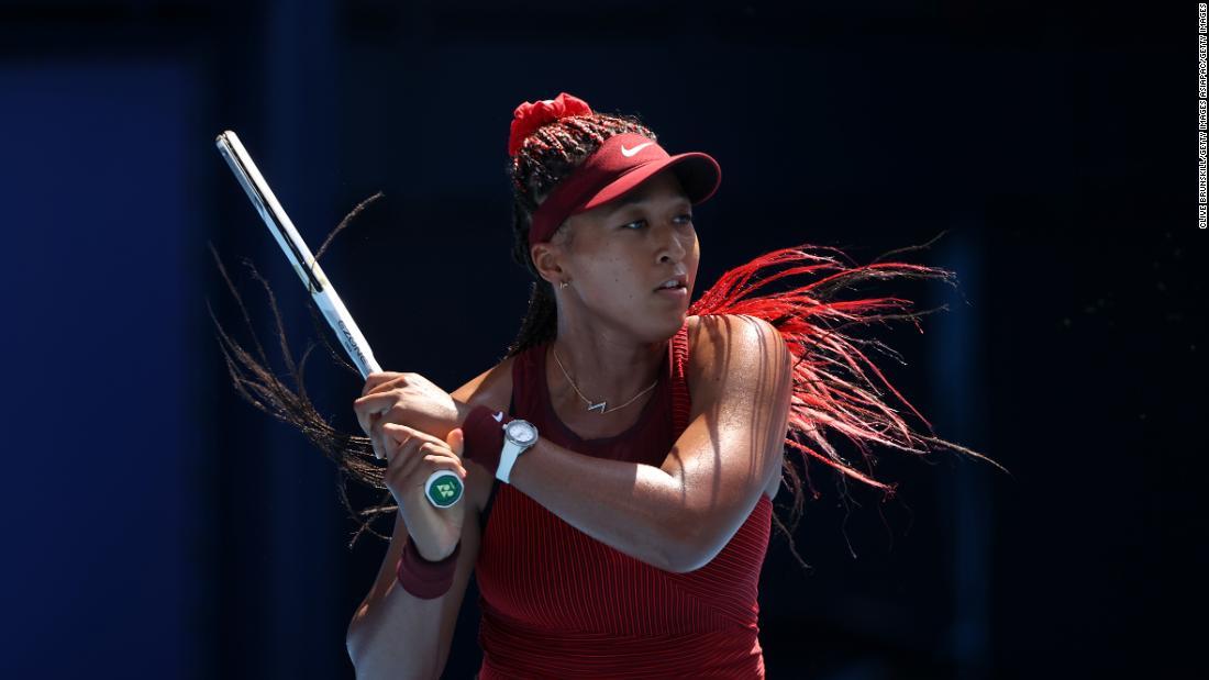 Japanese tennis superstar Naomi Osaka loses in third round to Marketa Vondrousova
