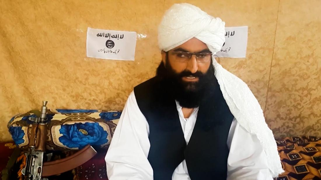 Pakistani Taliban leader reacts to Afghan gains after US withdrawal