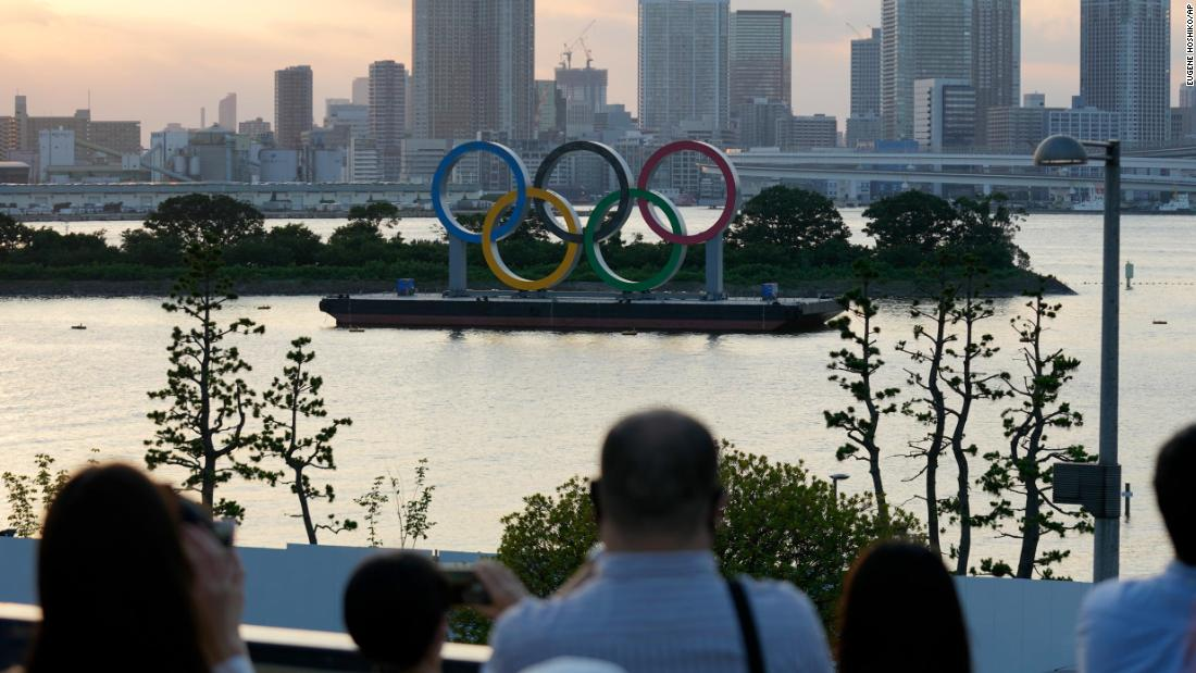 Tokyo adds record number of new Covid-19 cases amid Olympic Games