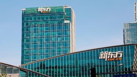 La répression croissante des entreprises en Chine fait bouger les actions