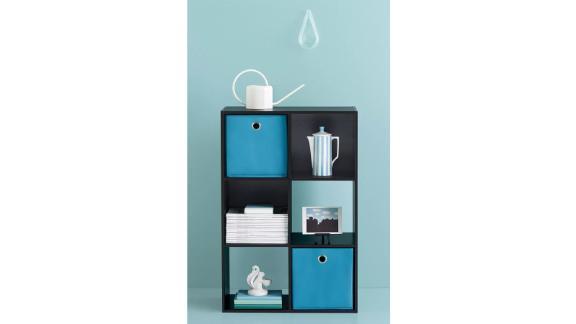 6-Cube Organizer Shelf
