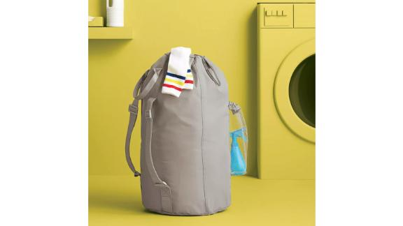 Laundry Bag With Pocket