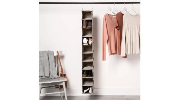 Shelf Hanging Shoe Storage Organizer