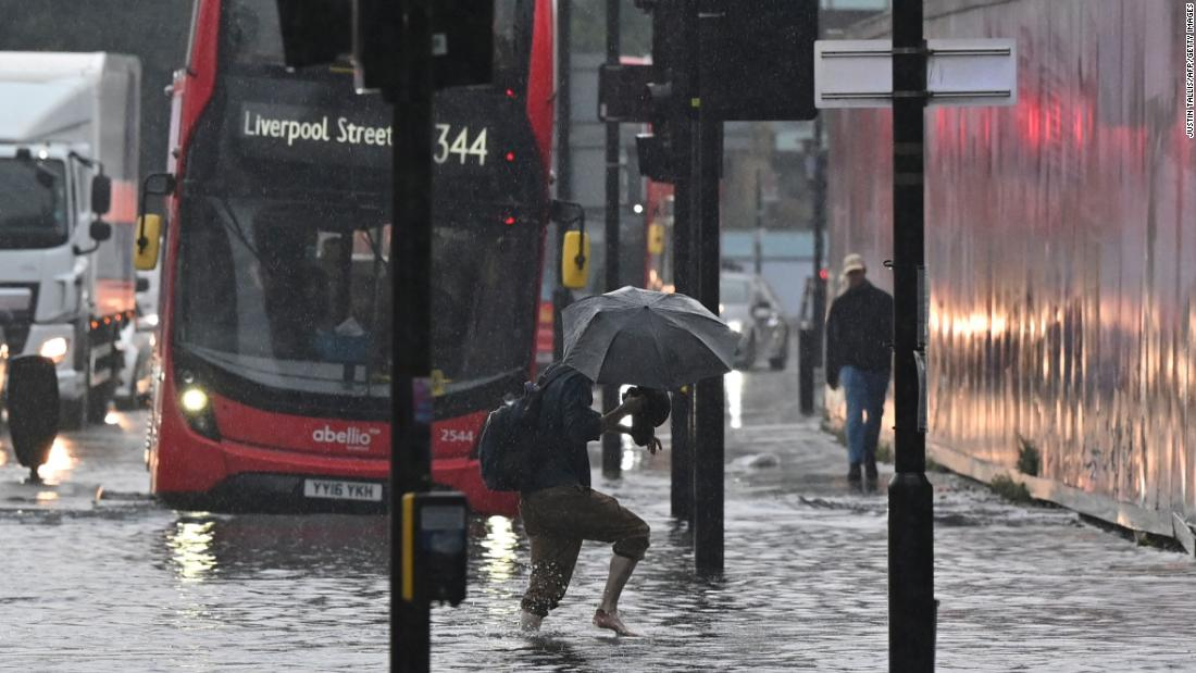 London floods are the latest sign that rich cities are dangerously unprepared for climate change