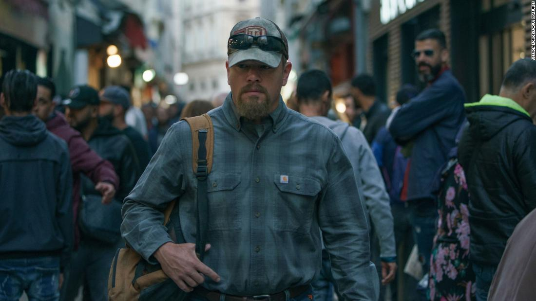 'Stillwater' stars Matt Damon as a dad crusading to free his daughter