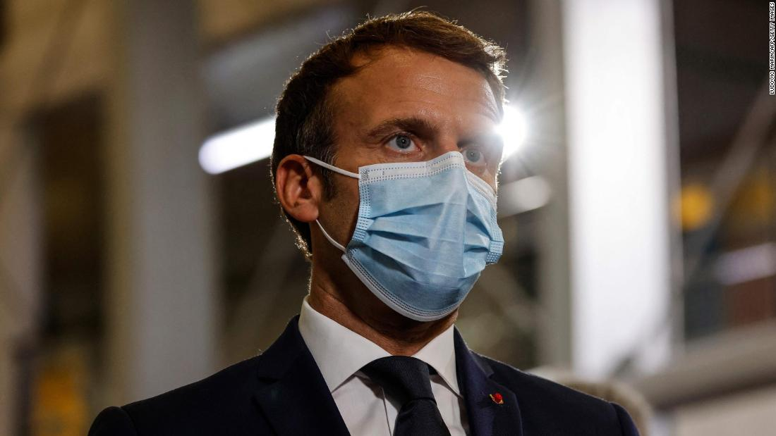 Analysis: Why Macron's 'Covid pass' wouldn't fly in the US