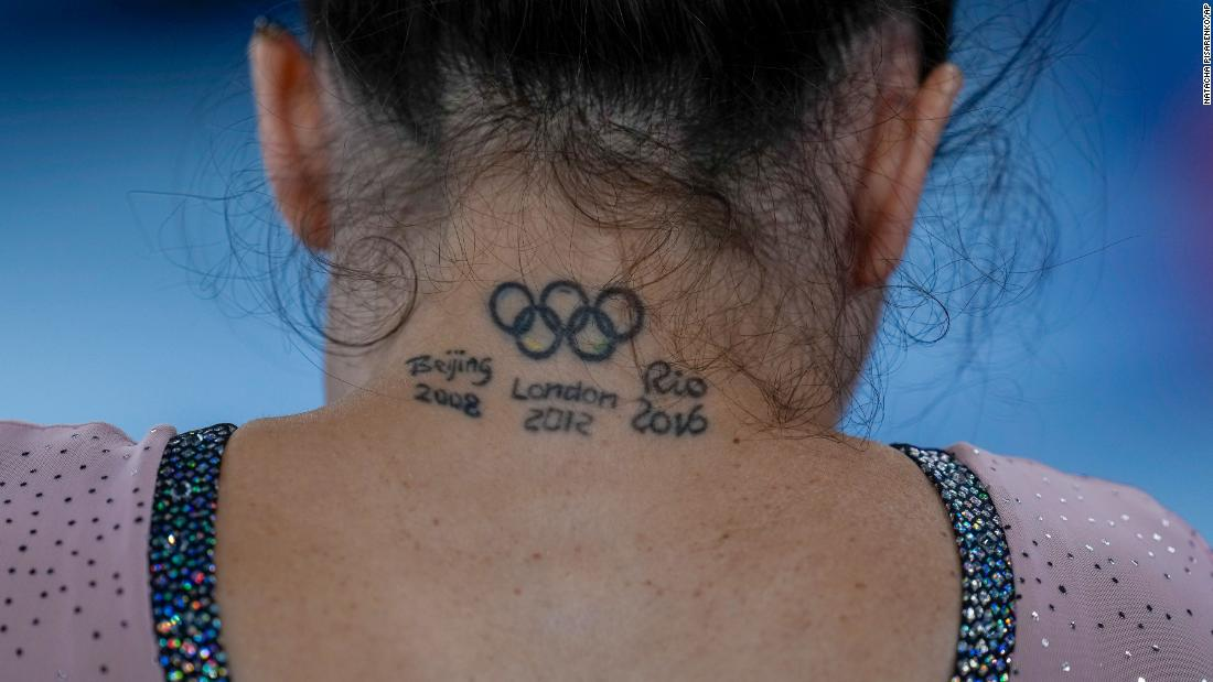Olympians' tattoos are out in full force in Tokyo, where the art form has a complex history