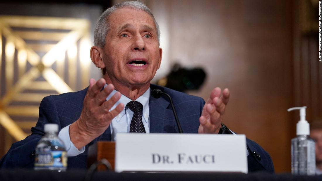 Man charged with sending multiple email threats to Dr. Fauci