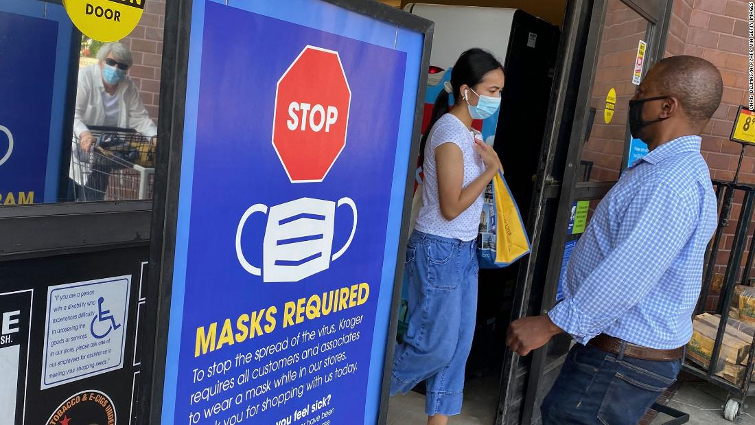 cdc-updates-guidance-recommends-vaccinated-people-wear-masks-indoors-in-certain-areas